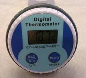 Bilde av Flytende termometer fra Alla France 0 til +50
