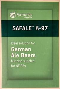 Bilde av Fermentis Safale K-97 - 11,5 gram