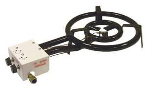 Bilde av Gassbrenner, 25,5 kW, Diameter 60 cm