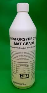 Bilde av Fosforsyre 75 % FG 1 liter