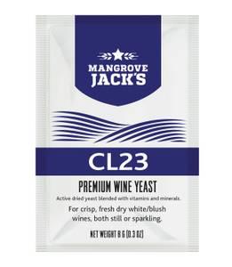Bilde av Mangrove Jack's yeast CL23 White Wine/Cider 8 gram