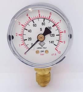 Bilde av Reserveklokke til CO2-regulator (0 - 10 Bar)