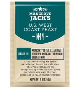 Bilde av Mangrove Jack's CS Yeast M44 US West Coast 10g