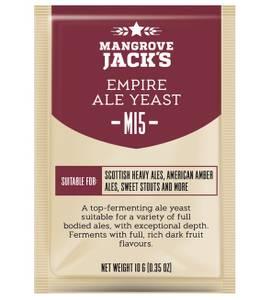 Bilde av Mangrove Jack's CS Yeast M15 Empire Ale (10g)