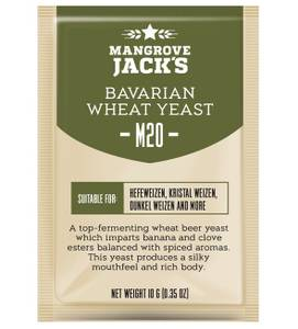 Bilde av Mangrove Jack's CS Yeast M20 Bavarian Wheat (10g)
