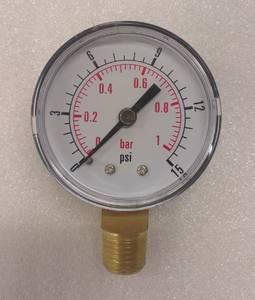 Bilde av Reserveklokke til CO2-regulator (0 - 1 Bar)