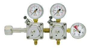 Bilde av CO2-regulator med 2 utganger ODL