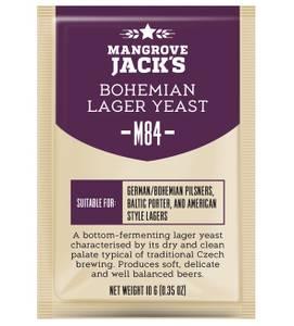 Bilde av Mangrove Jack's CS Yeast M84 Bohemian Lager (10g)