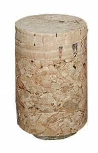 Bilde av Champagnekork agglo+cork 48x30,5 mm 10 stk