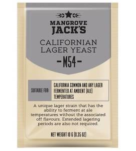 Bilde av Mangrove Jack's CS Yeast M54 Californian Lager 10g
