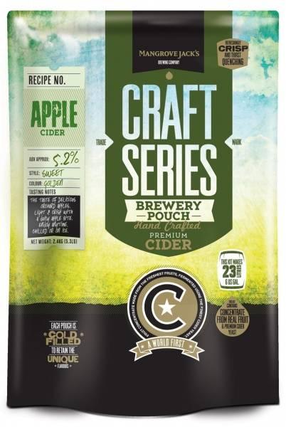 Mangrove Jack's Craft Series Apple Cider 2,4 kg