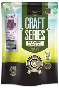 Bilde av Mangrove Jack's Craft Series Mixed Berry Cider 2,4 kg