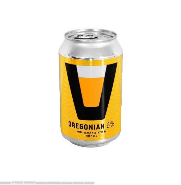 VOSS Bryggeri Oregonian APA 25 liter
