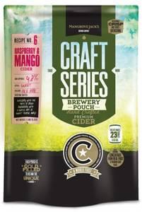Bilde av Mangrove Jack's Craft Series Raspberry & Mango Cider 2,4 kg