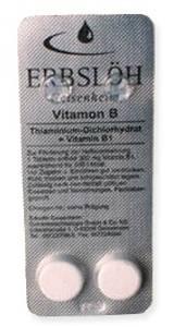 Bilde av Vitamin B, 2 tabletter