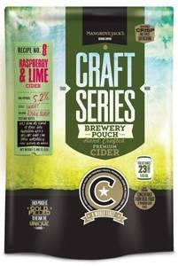 Bilde av Mangrove Jack's Craft Series Raspberry & Lime Cider 2,4 kg