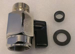 """Bilde av KeyKeg kuleventil 5/8"""" ( ball valve )"""