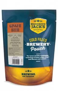 Bilde av Mangrove Jack's Ginger Beer Pouch - 1.8kg