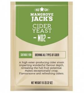 Bilde av Mangrove Jack's yeast M02 Cider 10 gram
