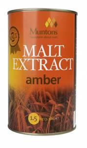 Bilde av Maltekstrakt Amber 1,5 kg