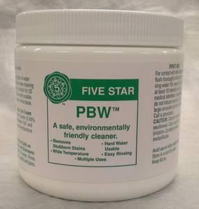 Bilde av PBW 450 gram