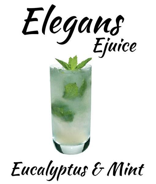 Bilde av Elegans - Eucalyptus og Mint - Ejuice 50/60 ml