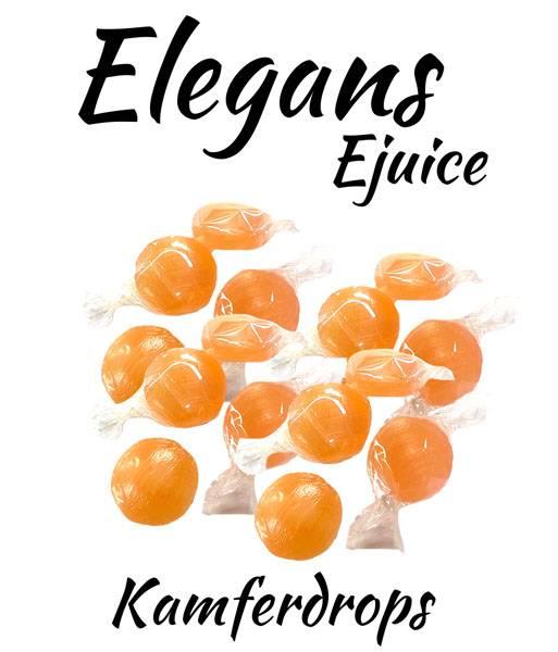 Bilde av Elegans - Kamferdrops, Ejuice 50/60 ml