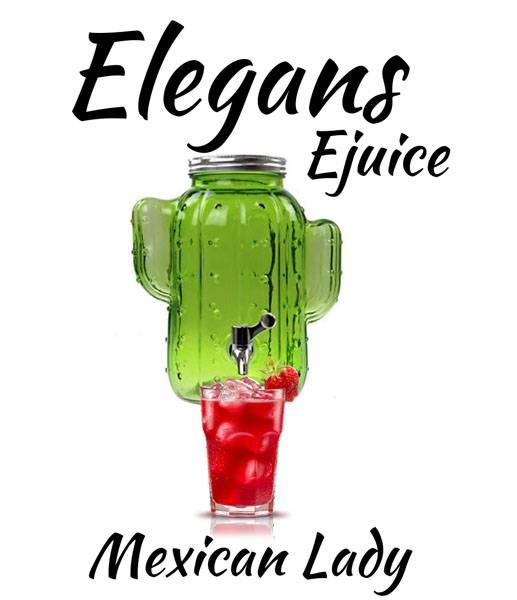 Bilde av Elegans - Mexican Lady, Ejuice 60 ml