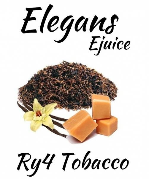 Bilde av Elegans - Ry4 Tobacco, Ejuice 50/60 ml