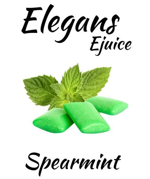 Bilde av Elegans - Spearmint, Ejuice 50/60 ml