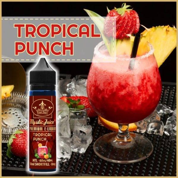 Bilde av Mystic Juice Tropical Punch , Ejuice 50/60ml