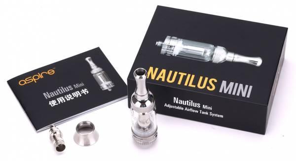 Bilde av Aspire Nautilus Mini, Tank 2ml