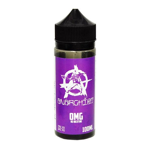 Bilde av Anarchist - Purple, Ejuice 100/120 ml
