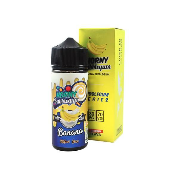 Bilde av Horny Flava Bubblegum Series - Banana, Ejuice