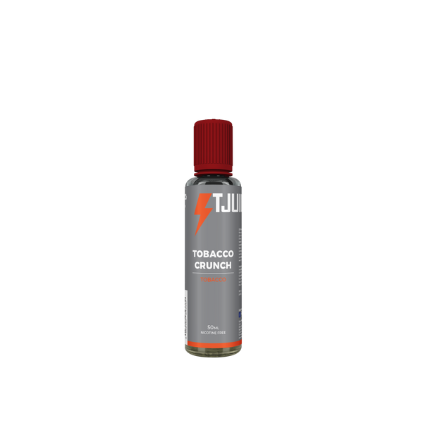 Bilde av T-Juice - Tobacco Crunch, Ejuice 50/60 ml