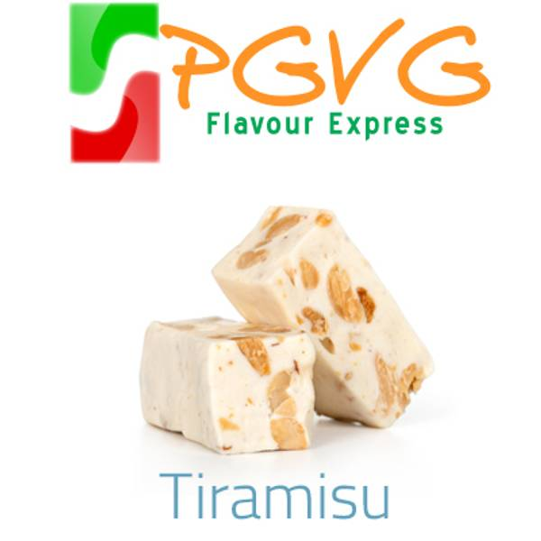 Bilde av PGVG Flavour Express - Torrone, Aroma