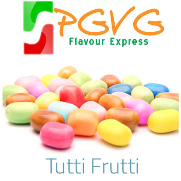 Bilde av PGVG Flavour Express - Tutti Frutti, Aroma