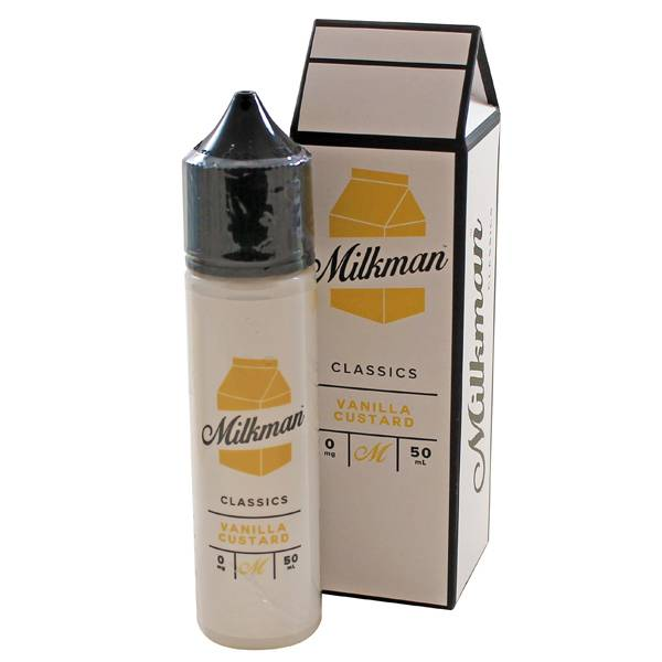 Bilde av The Milkman - Classics Vanilla Custard,Ejuice