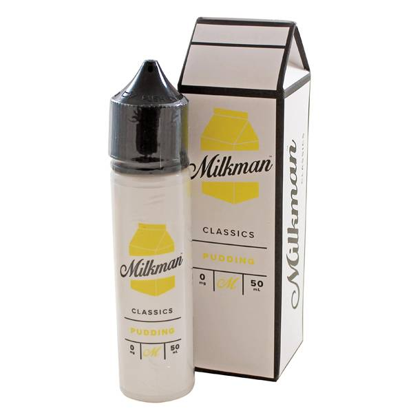 Bilde av The Milkman - Classics Pudding, Ejuice 50/60ml
