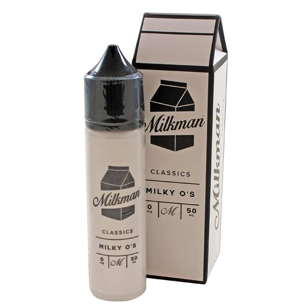 Bilde av The Milkman - Classics Milky O´s, Ejuice 50/60ml