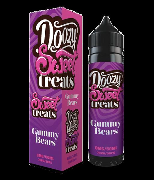 Bilde av Doozy Vape - Gummy Bears, Ejuice 50/60 ml