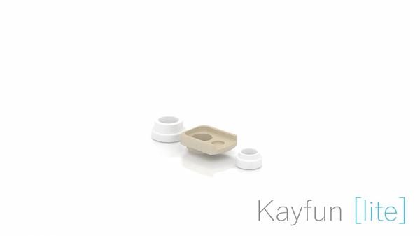 Bilde av SvöeMesto Kayfun Lite Insulator kit