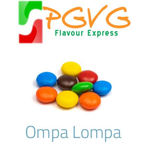 Bilde av PGVG Flavour Express - Ompa Lompa, Aroma