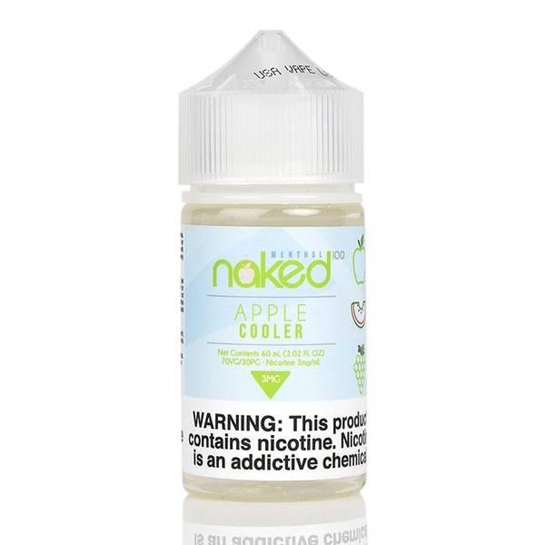 Bilde av Naked 100 Apple Cooler, Ejuice 50/60 ml