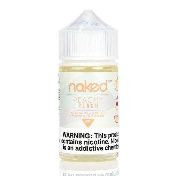 Bilde av Naked 100 Peachy Peach, Ejuice 50/60 ml