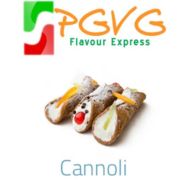 Bilde av PGVG Flavour Express - Cannoli, Aroma