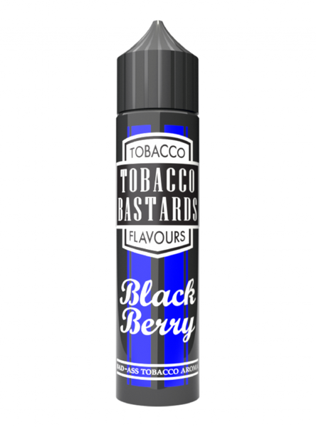Bilde av Tobacco Bastards - Blackberry, Ejuice 50/60 ml