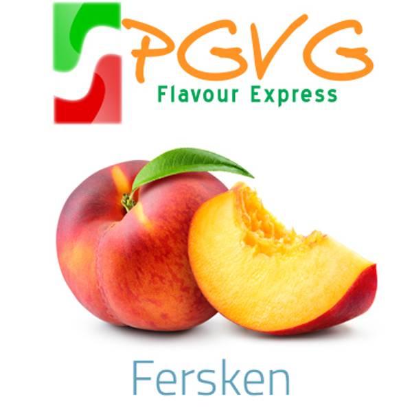 Bilde av PGVG Flavour Express - Fersken, Aroma