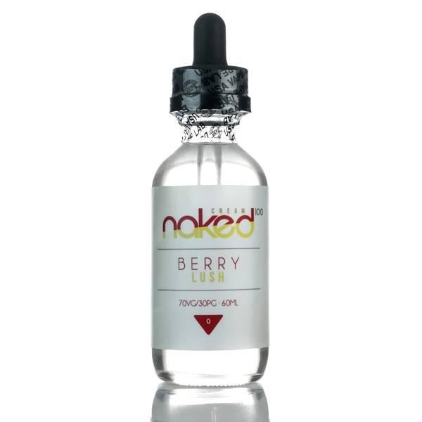 Bilde av Naked 100 Cream - Berry Lush, Ejuice 50/60 ml