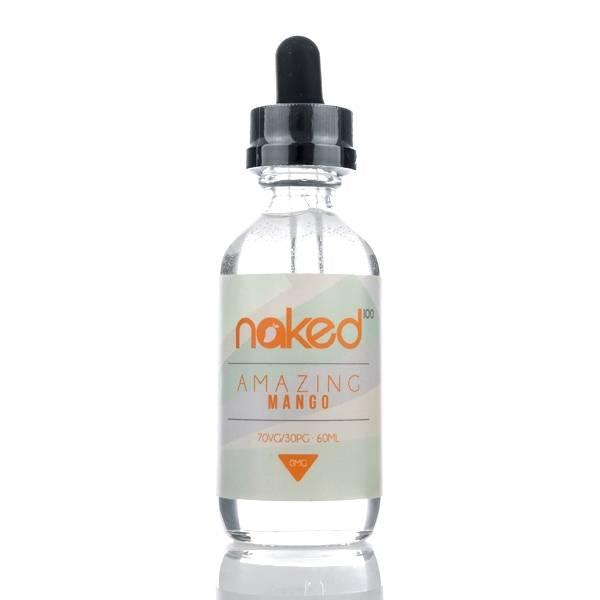 Bilde av Naked 100 - Amazing Mango, Ejuice 50/60 ml